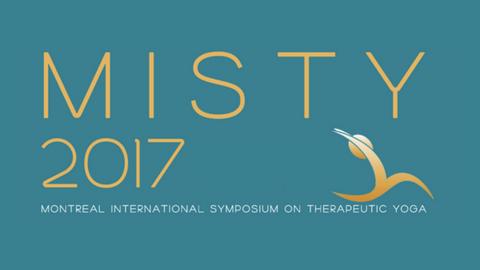 Montreal International Symposium on Therapeutic Yoga (MISTY)