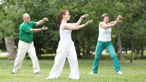 French Resource Package: Qi Gong
