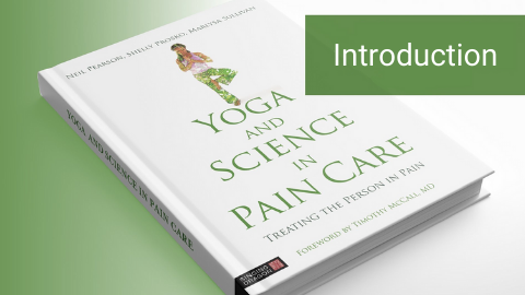 Yoga and Science in Pain Care: The Book Club Webinar Series