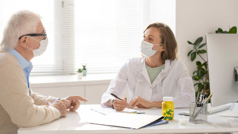 Second Wave Preparedness for Clinicians