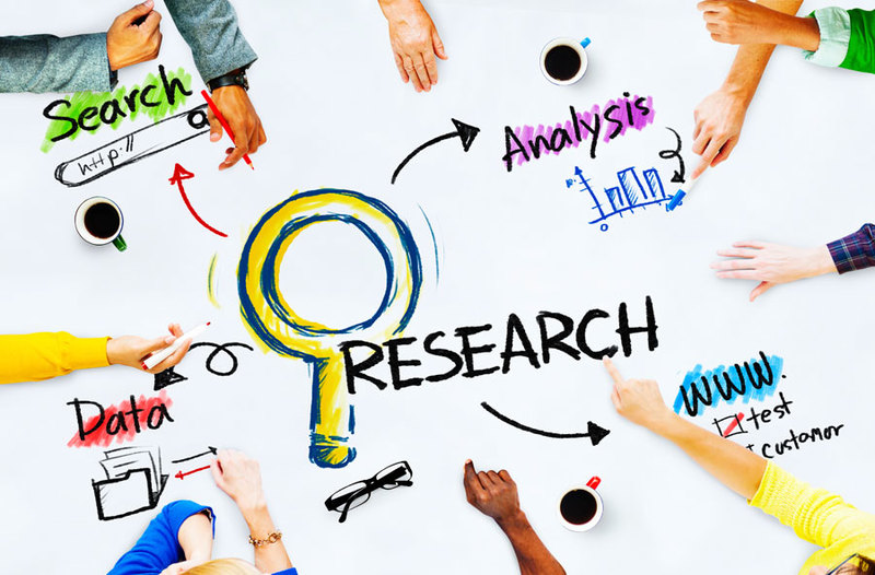 Howto Create a Research Report the Way