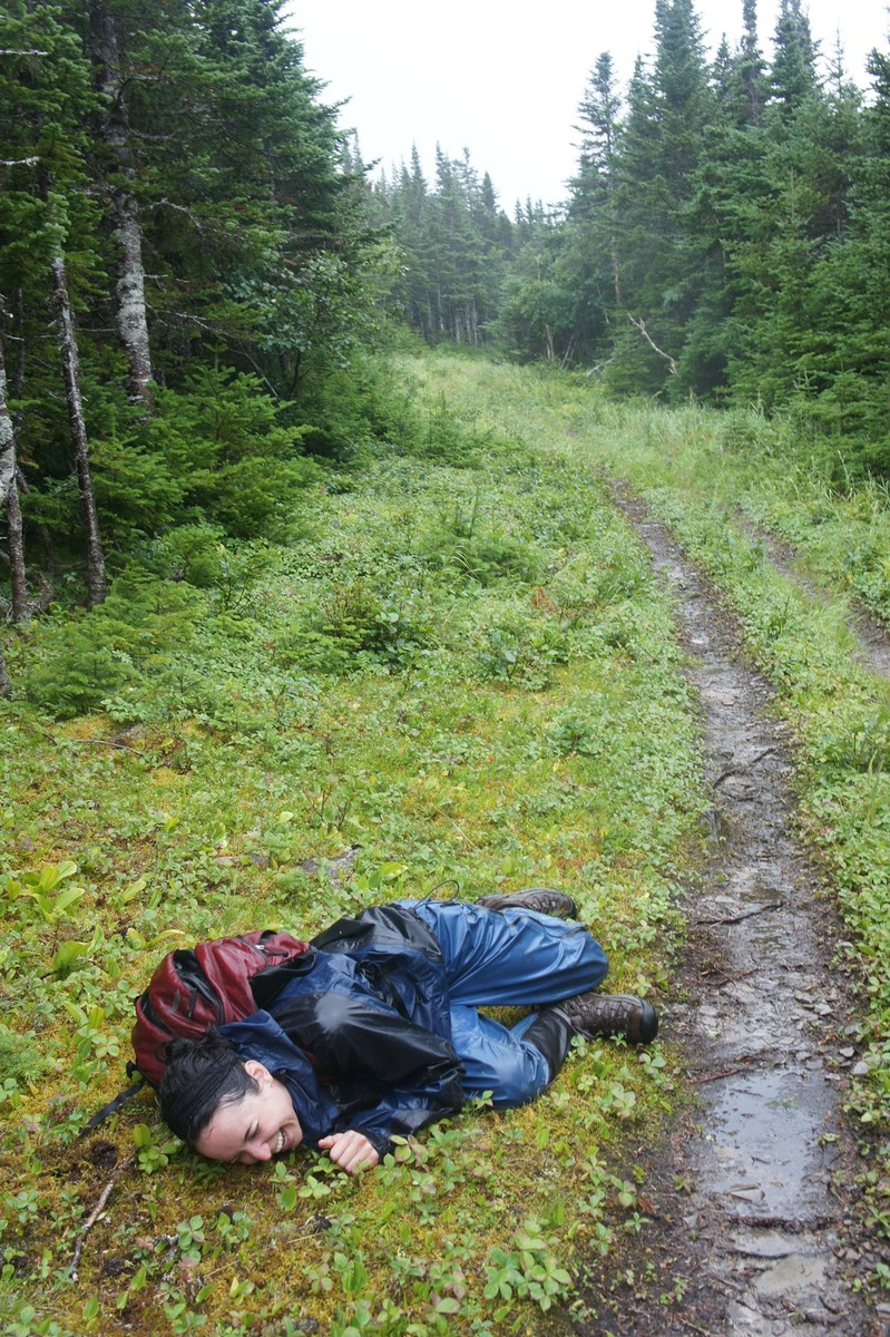 Don't Bail On The Trail (And If You Do, Get Up!)