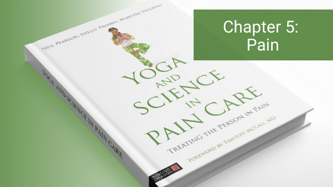 Yoga and Science in Pain Care: Pain Biology and Sensitization