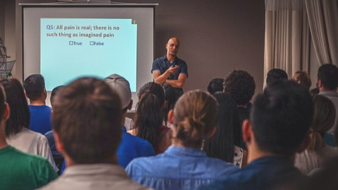 Complex Regional Pain Syndrome with Bahram Jam
